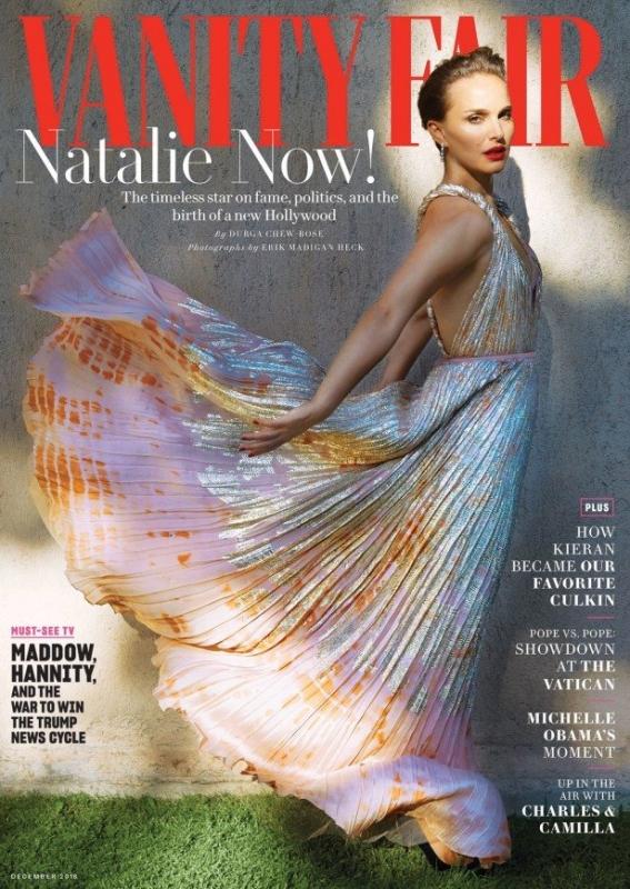 В Голливуде не было подруг: Натали Портман рассказала об отношениях с коллегами - «Психология»